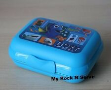 Tupperware Finding Dory Small Packables Case Oyster Shell Style NEW