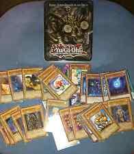 gran lote pack 400 cartas yugioh + lata yu-gi-oh
