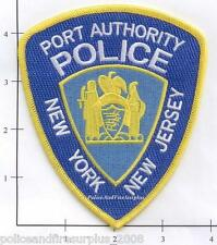 New York New Jersey - NY NJ Port Authority Police Dept Patch v1  9-11-01 WTC