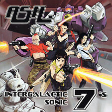 "ASH - INTERGALACTIC SONIC 7""S -  2CD"