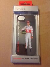 VODAFONE McLAREN MERCEDES Formula One F1 Case Cover For IPHONE 5S (SERGIO PEREZ)