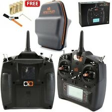 Spektrum DX6 6-Channel 6CH DSMX Transmitter / w Radio Bag Mode 2 SPMR6700