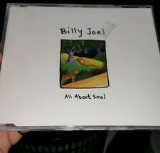 Billy Joel - All About Soul  MUSIC CD SINGLE  - FREE POST