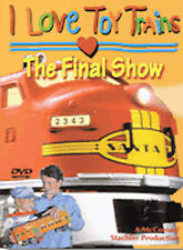 I Love Toy Trains Final Show CHILDRENS EDU DVD 55 MINS BRAND NEW SEALED