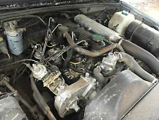 Land Rover Discovery Range Rover Td Tdi 200 Engine And Gearbox Complete Unit.