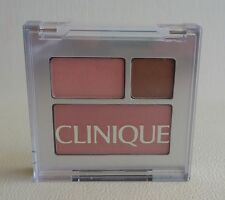 CLINIQUE colour surge eye shadow duo & blushing blush powder blush Palette, NEW