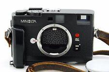 [Excellent+++] Minolta CLE 35mm Rangefinder Film Camera w/grip from JP ac28379