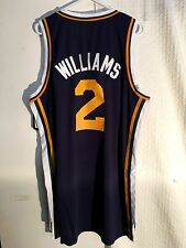 Adidas Swingman NBA Jersey Utah Jazz Williams Navy Alt sz L