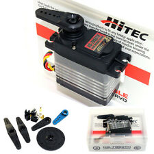 Hitec HS-7950TH Ultra Torque HV Coreless Titanium Gear Servo