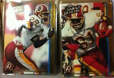 1992 ACTION PACKED WASHINGTON REDSKINS TEAM SET DARRELL GREEN ART MONK