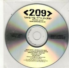 (BY796) 209, Take Me I'm Yours - 2003 DJ CD