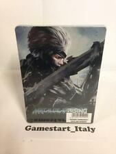 METAL GEAR SOLID RISING REVENGEANCE STEELBOX RENDER COMMANDO NEW XBOX 360