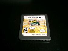 Disney Camp Rock: The Final Jam (Nintendo) DS Lite DSi XL 3DS 2DS