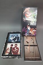 MCA The Who Thirty Years Of Maximum R&B 4-CD & Booklet Box Set MCAD4-11020