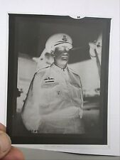 408 RCAF Goose Squadron Photo Negative Pilot P/O 408 RCAF Bomber in Background