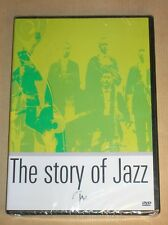 DVD DOC / THE STORY OF JAZZ / 97 MINUTES / NEUF SOUS CELLO