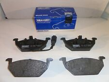 Audi A1 A2 A3 Petrol + Diesel Front Brake Pads Set 1996-Onwards GENUINE BRAKEFIT