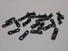 10 x Oregon Verbindungsglieder + 10 x Nieten 3/8  1,3mm für Sägekette Kette