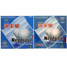 2x Galaxy Neptune Long Pips-Out  Table Tennis Rubber
