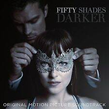 Fifty Shades Darker - Film / Movie Soundtrack - CD  ** NEW & SEALED **   50  Ost