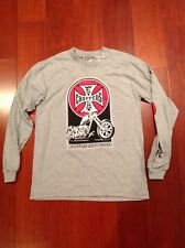 Jesse James West Coast Choppers Harley T-Shirt Youth Boys  Long Beach Size 12/14