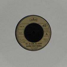 "BACHMAN-TURNER OVERDRIVE 'ROLL ON DOWN THE HIGHWAY' UK 7"" SINGLE #3"