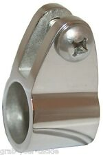 Boat Canopy Fitting TUBE KNUCKLE CLAMPS SUITS 20MM OD TUBE