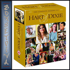 HART OF DIXIE - COMPLETE SEASONS 1 2 3 & 4  *BRAND NEW DVD BOXSET***