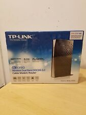 TP-Link Archer CR700 AC1750 Wireless Dual Band DOCSIS 3.0 Cable Modem Router