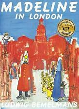 Madeline In London, Bemelmans, Ludwig, Very Good condition, Book