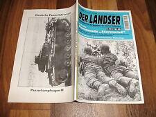 """LANDSER GROSSBAND # 1283  -- KOMMANDO """"STURMWIND"""" // Einsatz dt. Spezialkommando"""