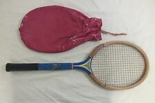 "RARE Antique/Vintage Wilson Onwentsia Wooden Tennis Racquet w/4 5/8"" Grip LOOK"