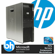 HP Z600 2x Xeon X5675 3.06GHz 48GB DDR3 RAM 120GB SSD Workstation Win 7 Pro DVD
