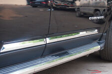 New Chrome Body Door Molding Trim for JEEP Compass 2011 2012 2013 2014