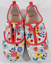 Gymboree Easter Spring Flower Sneakers Tennis Shoes Flats Child Girl's Shoes 13