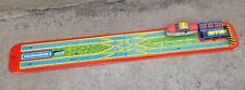 Vintage Old Collectible Russian USSR Mechanical Train Toy - Video