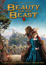 Beauty & The Beast (2014) (2017, REGION 1 DVD New)