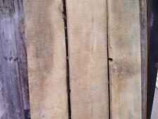 "RECLAIMED OAK PLANKS / FLOORBOARDS / WOOD 7"" - 11"" WIDE - APPROX 1 1/4"" THICK"