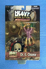 DR. E. CHIONA HEAVY METAL FAKK2 GAME SERIES 1 7 INCH FIGURE N2TOYS 2000