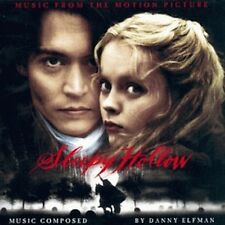 Sleepy Hollow Bande originale