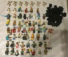 Huge Lego 61 Minifigures Lot Collectible Series 3 4 5 6 7 8 9 10 11 12 13 15 16
