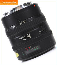 Canon EF 28-70mm F3.5-4.5 II Metal Mount Zoom Lens for EOS SLRs. Free UK Post
