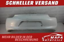 Porsche Boxster 981 Bj. ab 2012 Stoßstange Hinten Original weiß Versand (N7773)