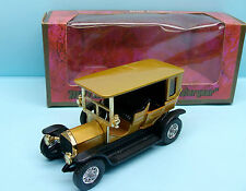 10797 MATCHBOX / ENGLAND / MODELS OF YESTERDAY / Y5 PEUGEOT 1907 1/43
