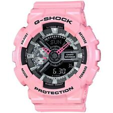 Brand New Casio G-Shock S-Series GMAS110MP-4A2 Pink Ana-Digital Woman Watch NWT!