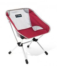 NEW Big Agnes Helinox KIDS CHAIR ONE MINI Camping Chair Lightweight RHUBARB RED