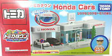 NEW JAPAN TOMICA TOWN CITY SCENE TAKARA TOMY HONDA CAR SHOWROOM RARE