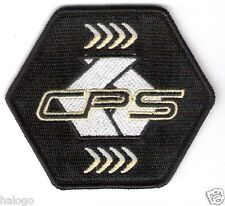 CONTINUUM TV SHOW POLICE CPS PATCH - CONT01