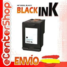 Cartucho Tinta Negra / Negro HP 300XL Reman HP Deskjet F4500 Series
