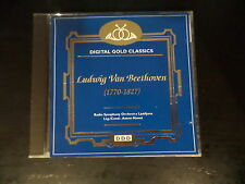 CD ALBUM - BEETHOVEN - SYMPHONY NO 7 / SONATE FOR VIOLIN AND PIANO NO 5